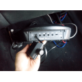 Vand subwoofer auto compact