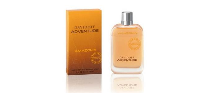 Vand Parfum DAVIDOFF ADVENTURE AMAZONIA ! 100 ml