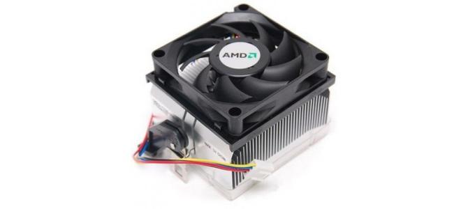 COOLER AMD SOKET 754, 939, AM1, AM2, AM3