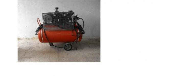 Compresor 300 Lt