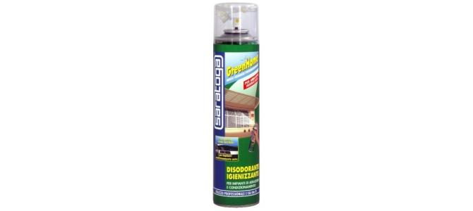 Spray igienizare instalatii de aer conditionat si climatizare