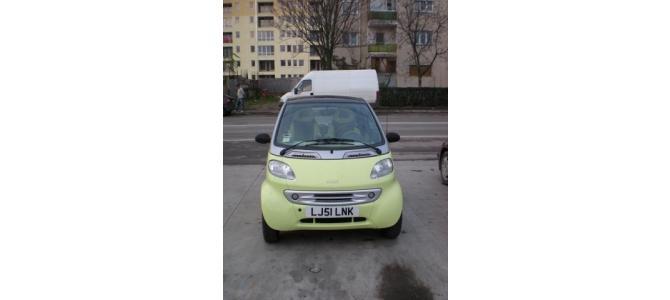 smart fortwo- 3300 E