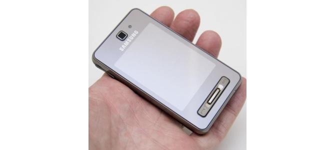 Vand Telefon Samsung SGH-F480 Nou 450 ron