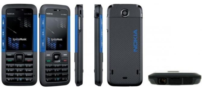 Nokia 5310 Xpress Music