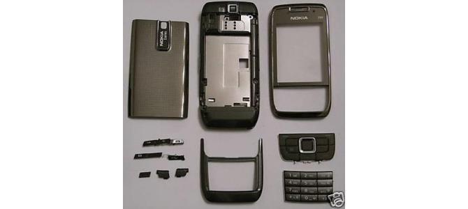 Carcasa Nokia e66 Completa - Mijloc - Tastatura