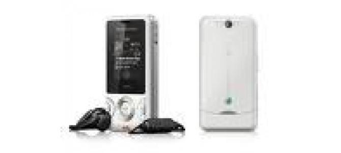 vand sony ericson w205 walkman mobile