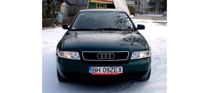 Audi A4, INMATRICULAT, 3500 Euro