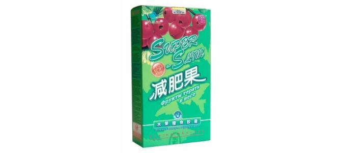 capsule de slabit chinezesti