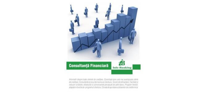 consultanta financiar bancara (credite)