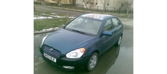 Vand Hyundai Accent