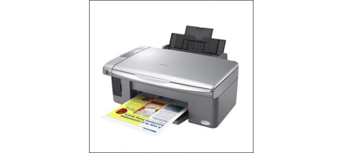 Vand imprimanta multifunctionara epson 5050