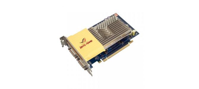 Geforce 8600GT 512MB Silent ASUS - 220ron