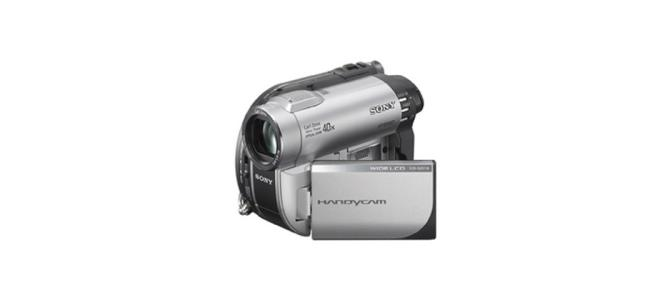 Sony Handycam DCR-DVD110E  -- /!\ 699RON /!\
