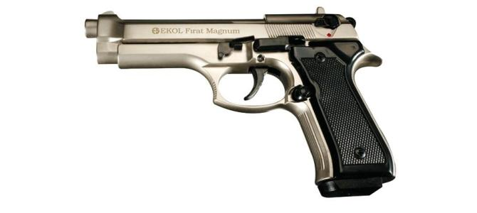 Vand Pistol Bile Grizzly Ekol Magnum 650 RON