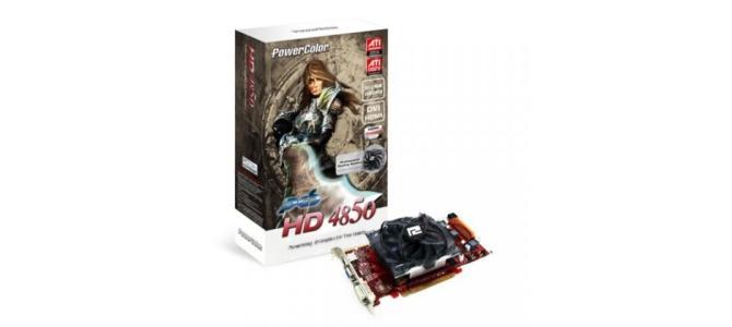 Placa video PowerColor Radeon HD 4850 512MB DDR3 HDMI(VANDUT!!)