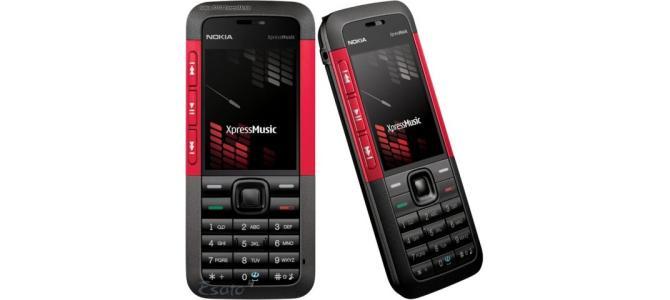 vand Nokia 5310 xpress music
