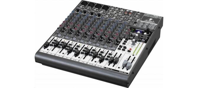 vand mixer audio