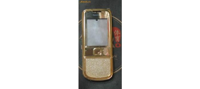 Vand Nokia 8800 Gold Diamond Limited Ed pret criza 450E neg
