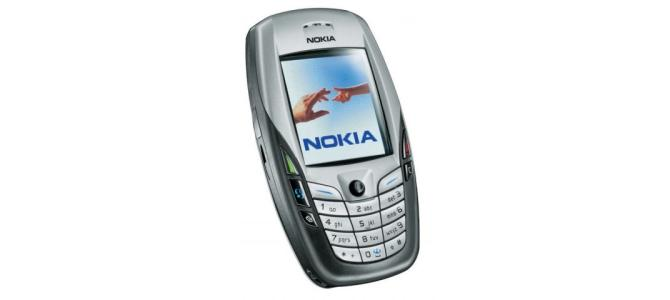 telefon nokia 6600
