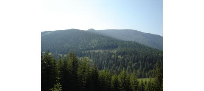 Zona de munte deosebita