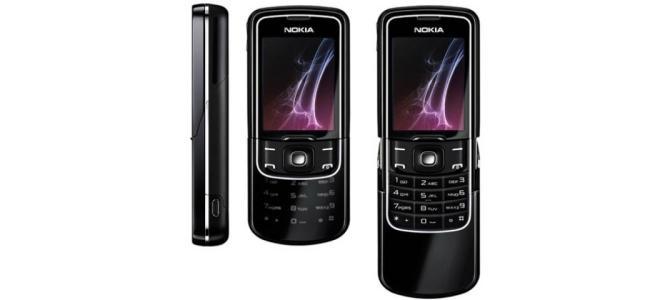 Vand sau  schhimb Nokia 8600 LUNa