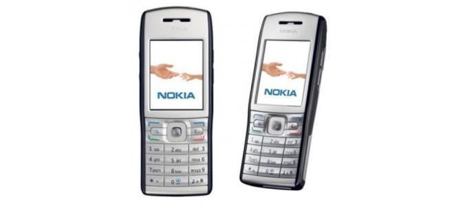 Vand Nokia e50