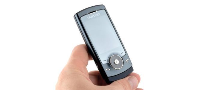 Vand telefon Samsung U600