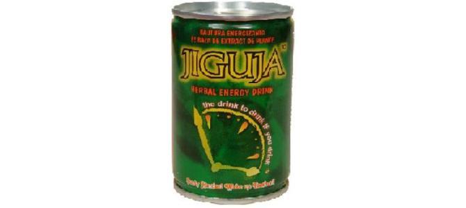 JIGUJA    (ENERGIZANT NATURAL  DIN  EXTRACT DE PLANTE )