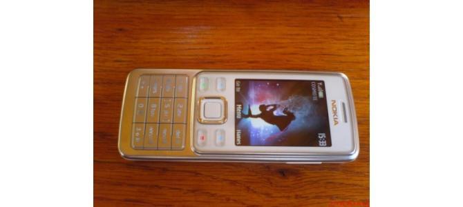 Vand sau schimb Nokia 6300 Alb
