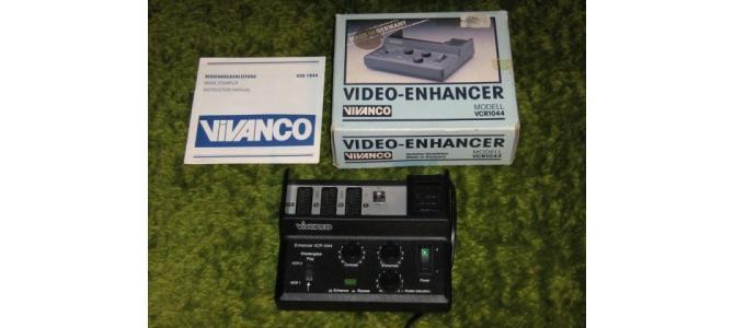 Selector Video cu reglaj audio-video( VIVANCO)