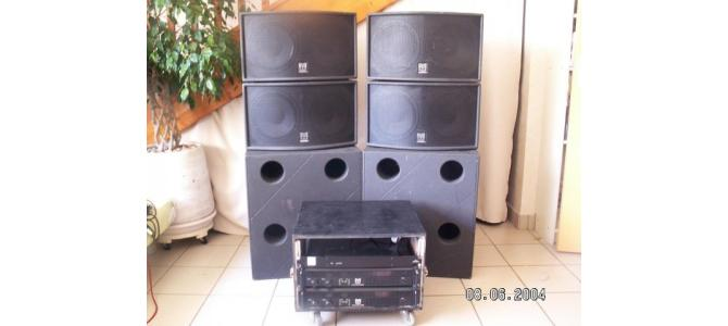 Martin Audio ICS300 Boxe Basi Subwoofers, 400W rms buc. 600 Euro