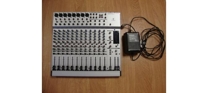 Behringer DX1000 pro mixer. 160 euro