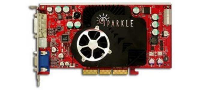 Placa Video Geforce FX 5900 XT AGP