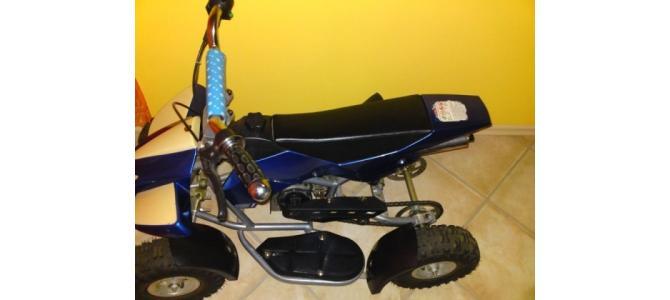 Mini atv quad 49cc pentru copii nou