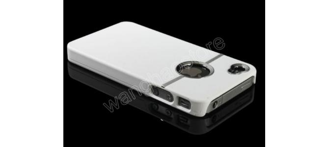 Carcasa White Deluxe Iphone 4