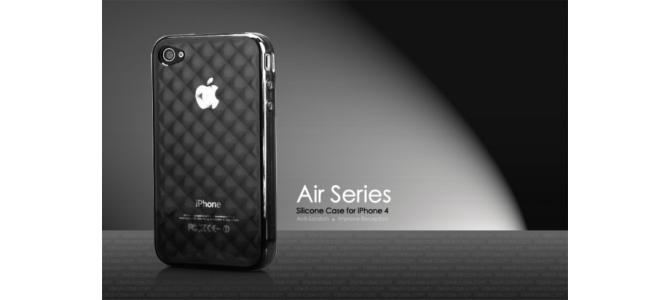 Carcasa Aircase Iphone 4!