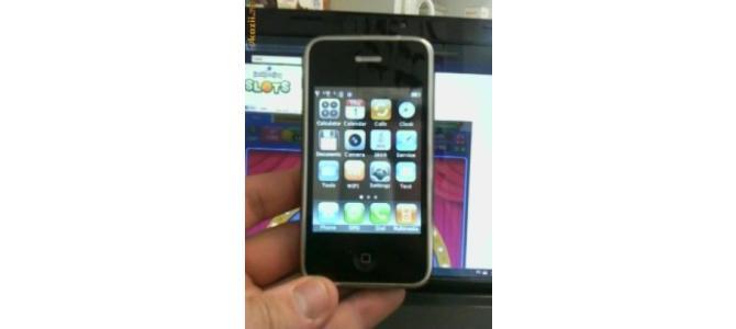 Vand-schimb  iPhone replica.