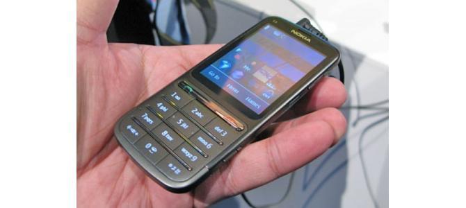 Vand Nokia C3 Touch&Type;
