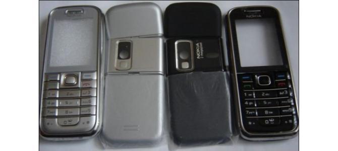 Carcasa Nokia 6233 ORIGINALA COMPLETA