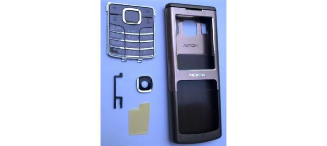 Carcasa Nokia 6500 Classic Bronze ( Bronz ) ORIGINALA COMPLETA