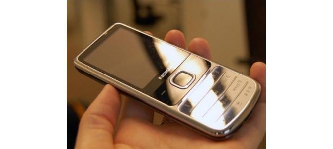 Carcasa Nokia 6700 Classic Silver ( Argintie ) ORIGINALA COMPLETA