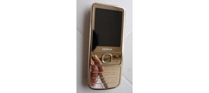 Carcasa Nokia 6700 Classic Gold ( Aurie ) ORIGINALA COMPLETA
