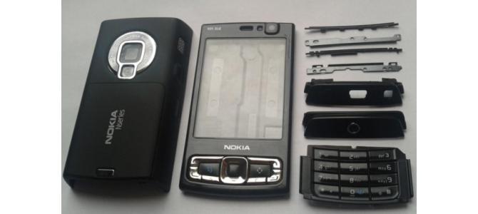 Carcasa Nokia N95 varianta 8 Giga ORIGINALA COMPLETA