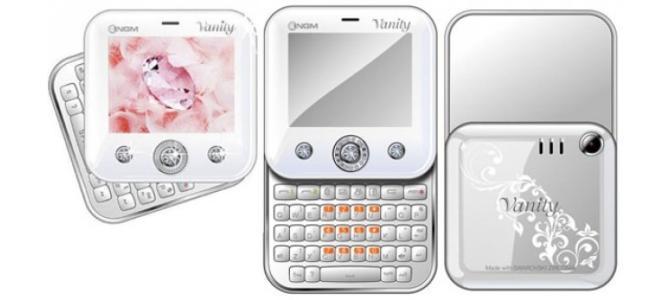 telefon NGM - VANITY