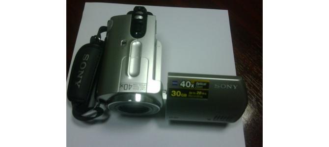 Vand camera video Sony DCR-SR32 HDD30Gb        500 RON