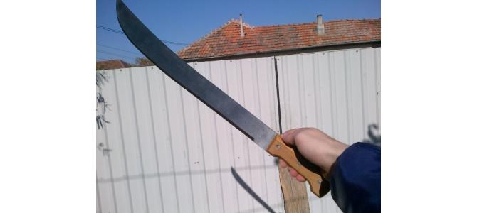 Vand machete(sabie)