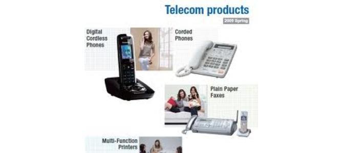 Panasonic Oradea, centrale telefonice, aparaturi telecomunicatii