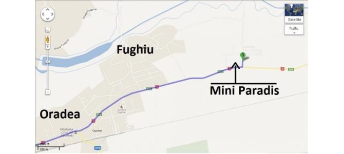 PF Vand teren pt loc de casa la 13 km de Oradea