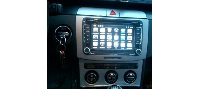 Sistem GPS VW Passat /Golf MK4/IV /Polo / Bora /Seat Leon / Ibita cu Android 4.2