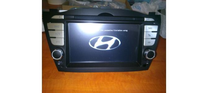 Navigatie Hyundai IX35/ DVD Tucson (2009-2013) cu platforma S100